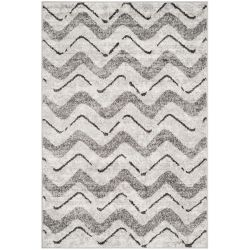 Safavieh Adirondack Jasper Silver / Charcoal 4 ft. x 6 ft. Indoor Area Rug
