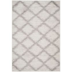 Safavieh Adirondack Modera Ivory / Silver 5 ft. 1 inch x 7 ft. 6 inch Indoor Area Rug