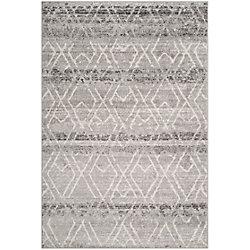 Safavieh Adirondack Elfrid Silver / Ivory 6 ft. x 9 ft. Indoor Area Rug