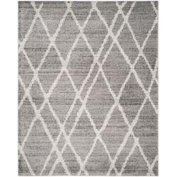 Safavieh Adirondack Toni Ivory / Silver 8 ft. x 10 ft. Indoor Area Rug