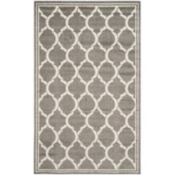 Safavieh Amherst Javier Dark Grey / Beige 9 ft. x 12 ft. Indoor/Outdoor Area Rug