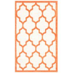Safavieh Amherst Bradford Beige / Orange 3 ft. x 5 ft. Indoor/Outdoor Area Rug