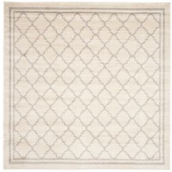 Safavieh Amherst Blanche Beige / Light Grey 7 ft. x 7 ft. Indoor/Outdoor Square Area Rug