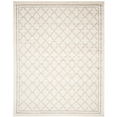 Amherst Blanche Beige / Light Grey 8 ft. x 10 ft. Indoor/Outdoor Area Rug