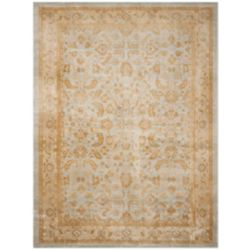 Safavieh Austin Winslow Light Blue / Gold 8 ft. x 11 ft. Indoor Area Rug