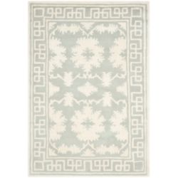 Safavieh Bella Dominque Beige / Blue 4 ft. x 6 ft. Indoor Area Rug
