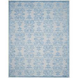 Safavieh Bella Garen Blue 8 ft. x 10 ft. Indoor Area Rug
