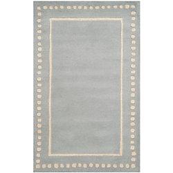 Safavieh Bella Myra Light Blue / Ivory 2 ft. 6 inch x 4 ft. Indoor Area Rug