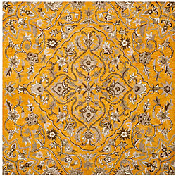 Safavieh Bella Eason Gold / Taupe 5 ft. x 5 ft. Indoor Square Area Rug