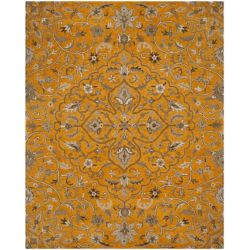 Safavieh Bella Eason Gold / Taupe 8 ft. x 10 ft. Indoor Area Rug