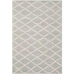 Safavieh Chatham Philip Light Blue / Ivory 4 ft. x 6 ft. Indoor Area Rug