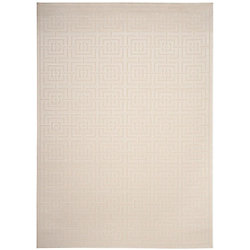 Safavieh Cottage Randy Cream 8 ft. x 11 ft. 2 inch Indoor/Outdoor Area Rug