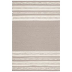 Safavieh Dhurries Selma Light Brown 4 ft. x 6 ft. Indoor Area Rug