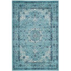 Safavieh Evoke Jaime Light Blue 4 ft. x 6 ft. Indoor Area Rug
