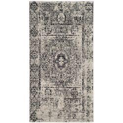 Safavieh Evoke Tom Ivory / Black 3 ft. x 5 ft. Indoor Area Rug