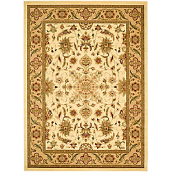 Safavieh Lyndhurst Cory Ivory / Tan 8 ft. x 11 ft. Indoor Area Rug