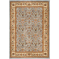 Safavieh Lyndhurst Adria Light Blue / Ivory 6 ft. x 9 ft. Indoor Area Rug