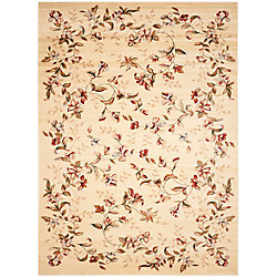 Safavieh Lyndhurst Evan Beige 8 ft. x 11 ft. Indoor Area Rug