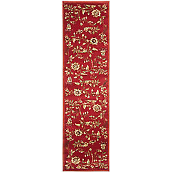 Safavieh Lyndhurst Hugo Red / Multi 2 ft. 3 inch x 12 ft. Indoor Runner