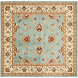 Safavieh Lyndhurst Emmett Blue / Ivory 6 ft. 7 inch x 6 ft. 7 inch Indoor Square Area Rug