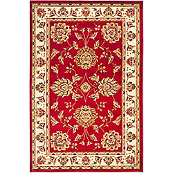 Safavieh Lyndhurst Hoyt Red / Ivory 4 ft. x 6 ft. Indoor Area Rug