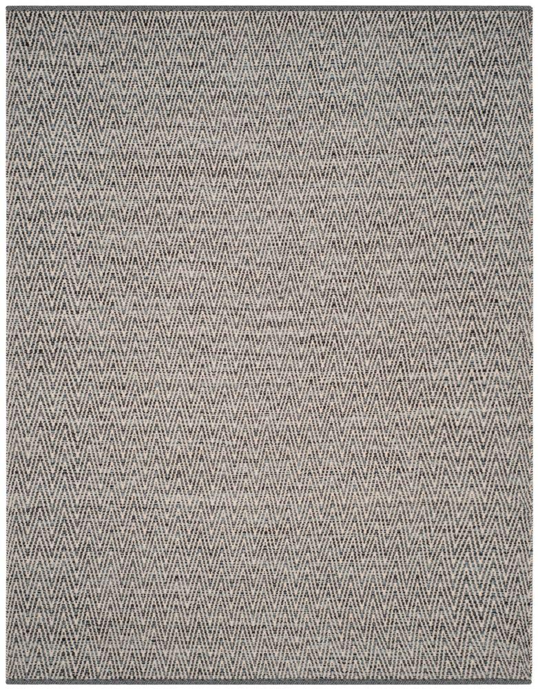 Safavieh Montauk Clint Ivory / Dark Grey 8 ft. x 10 ft. Indoor Area Rug