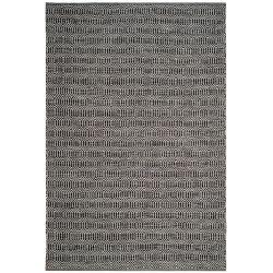 Safavieh Montauk Cid Ivory / Dark Grey 4 ft. x 6 ft. Indoor Area Rug