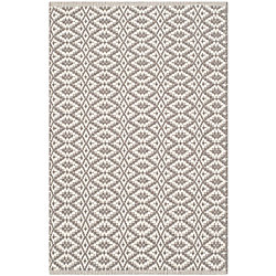 Safavieh Montauk Cole Ivory / Grey 2 ft. 6 inch x 4 ft. Indoor Area Rug