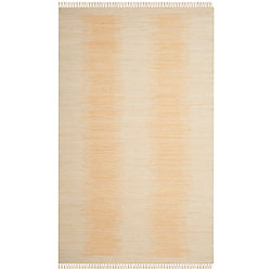 Safavieh Montauk Kim Ivory 5 ft. x 8 ft. Indoor Area Rug