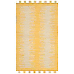 Safavieh Montauk Kim Gold 2 ft. 6 inch x 4 ft. Indoor Area Rug