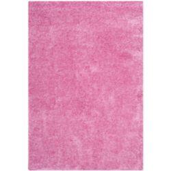 Safavieh Shag Felicia Pink 4 ft. x 6 ft. Indoor Area Rug