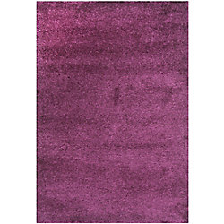 Safavieh Shag Felicia Purple 8 ft. x 10 ft. Indoor Area Rug