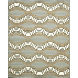 Safavieh Wyndham Kenyon Blue / Multi 8 ft. x 10 ft. Indoor Area Rug