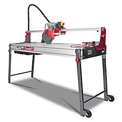 RUBI DX-250 Plus 1400 120-Volt Laser and Level Tile Saw