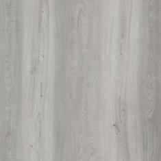 Light Grey Oak 7.5-inch x 47.6-inch Luxury Vinyl Plank (19.8 sq. ft. / case)
