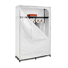 46In Storage Wardrobe With Top Shelf