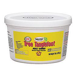 Contec Tanglefoot barrière anti-insectes  pour les arbes prêt à l'emploi