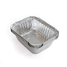 6-inch x 5-inch Grease Drip Tray (5-Pack)