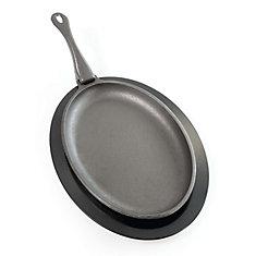 Cast Iron BBQ Skillet