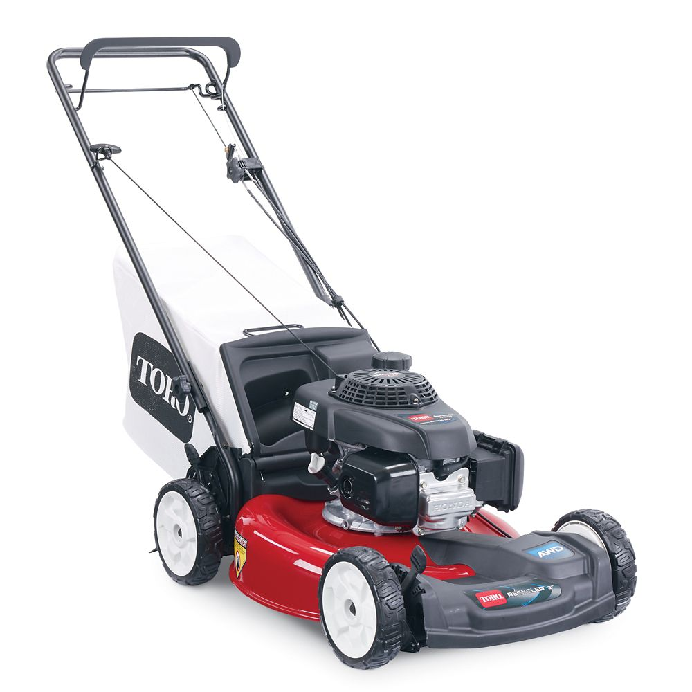 self propelled lawn mowers the home depot canada. Black Bedroom Furniture Sets. Home Design Ideas