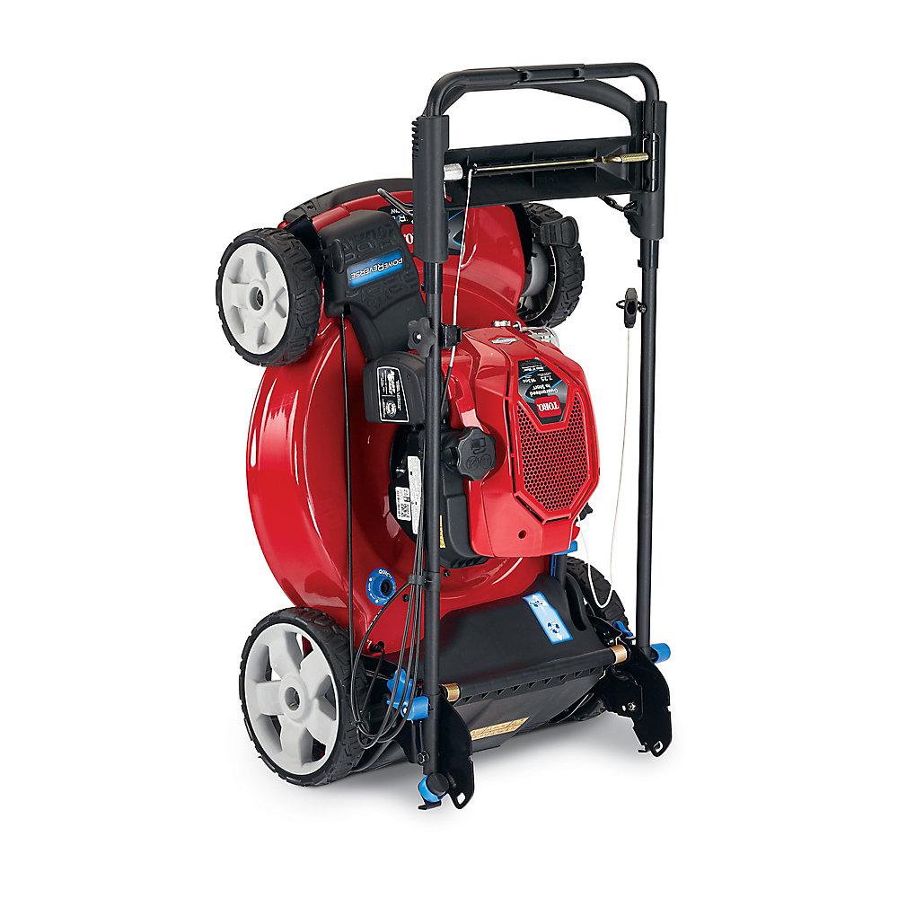 22-inch PoweReverse Personal Pace SmartStow High-Wheel Mower
