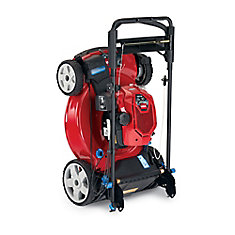 22-inch PoweReverse Personal Pace SmartStow High-Wheel Mower