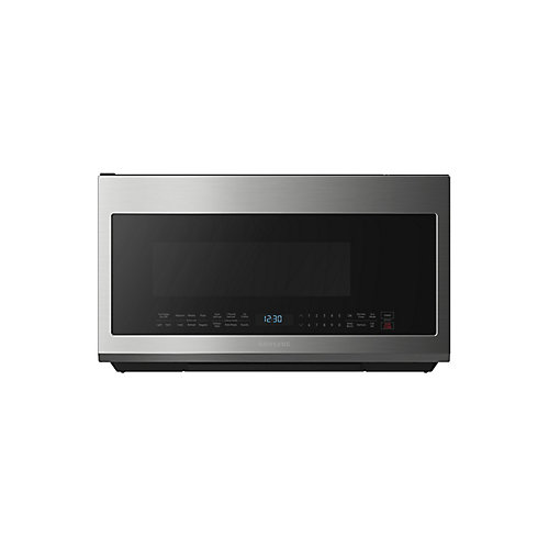 2.1 cu. ft. Over-the-Range Microwave Stainless Steel