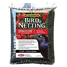 Bird Netting  Stretchy 7 ft. x 21 ft.