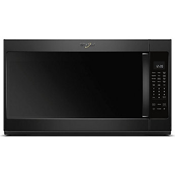 30 Inch Over The Range Microwave In Black Home Depot Canada