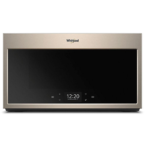30-inch W 1.9 cu. ft. Smart Over-the-Range Microwave in Sunset Bronze