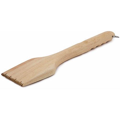 Wooden BBQ Grill Scraper