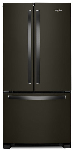Whirlpool Whirlpool 33 Inch Wide French Door Refrigerator 22 Cu