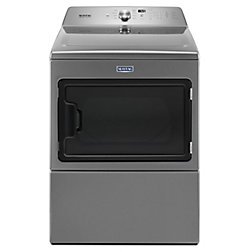 7.4 cu. ft. Large Capacity Electric Dryer with IntelliDry Sensor in Metallic Slate