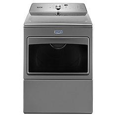7.4 cu. ft. Large Capacity Gas Dryer with IntelliDry Sensor in Metallic Slate